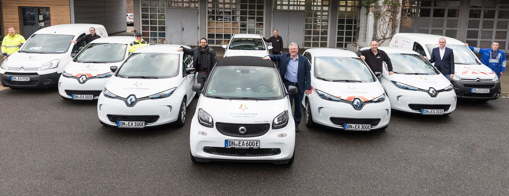 Elektromobilität SWD