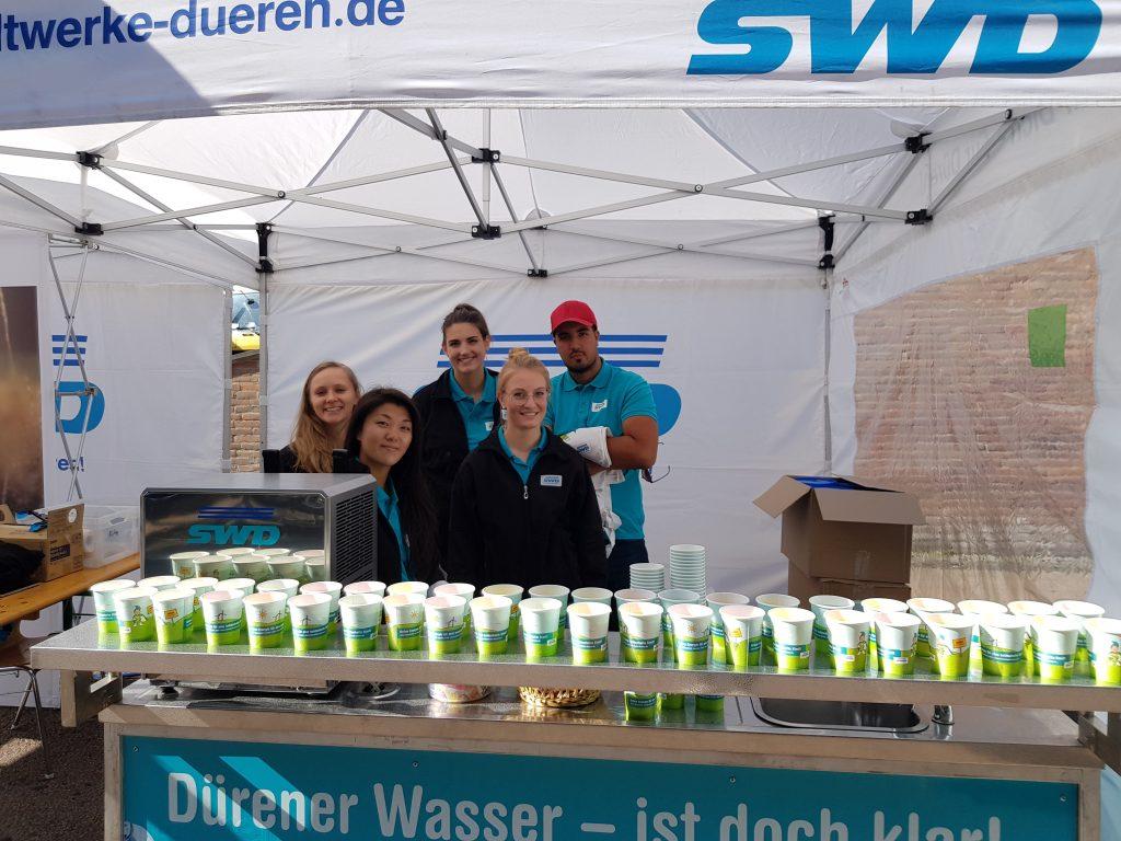 SWD Wassertheke
